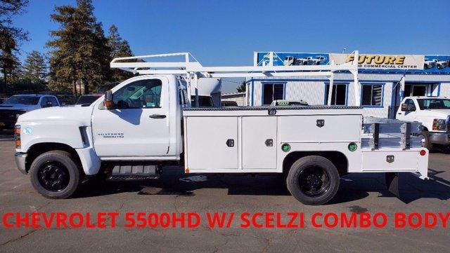 2020 Chevrolet Silverado 5500 Regular Cab DRW 4x2, Scelzi SEC Combo Body #C40819 - photo 5