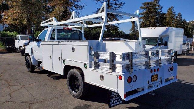 2020 Chevrolet Silverado 5500 Regular Cab DRW 4x2, Scelzi SEC Combo Body #C40819 - photo 6