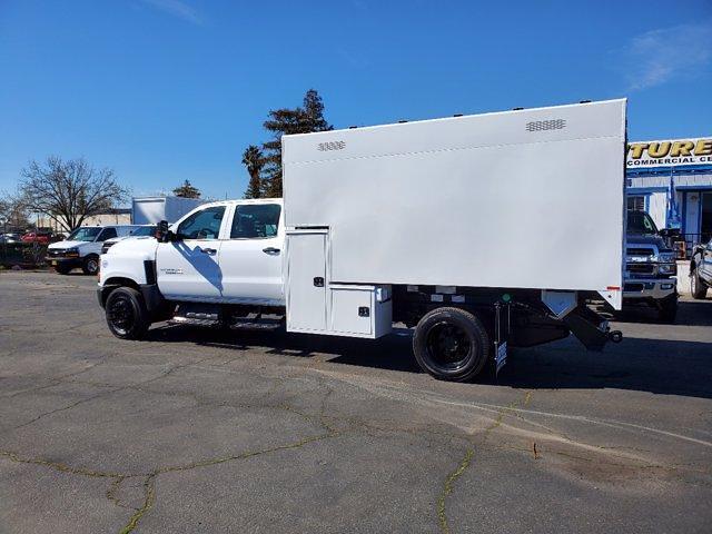 2020 Chevrolet Silverado 5500 Crew Cab DRW 4x2, Chipper Body #C41318 - photo 7