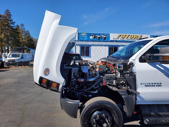 2020 Chevrolet Silverado 5500 Crew Cab DRW 4x2, Chipper Body #C41318 - photo 55