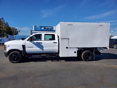 2020 Chevrolet Silverado 5500 Crew Cab DRW 4x2, Chipper Body #C41318 - photo 6