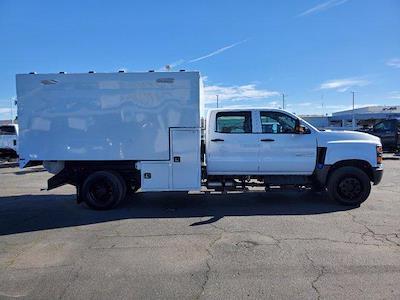 2020 Chevrolet Silverado 5500 Crew Cab DRW 4x2, Chipper Body #C41318 - photo 9