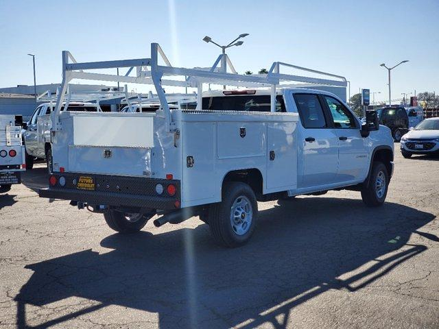 2021 Chevrolet Silverado 2500 Crew Cab 4x2, Scelzi Service Body #C41333 - photo 1