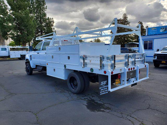 2021 Chevrolet Silverado 4500 Crew Cab DRW 4x4, Scelzi Contractor Body #C41350 - photo 1