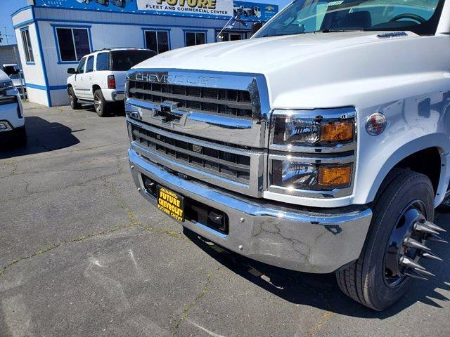2021 Chevrolet Silverado 5500 Regular Cab DRW 4x2, Scelzi Combo Body #C41395 - photo 10