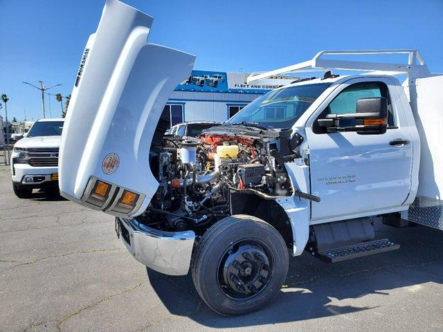 2021 Chevrolet Silverado 5500 Regular Cab DRW 4x2, Scelzi Combo Body #C41395 - photo 61