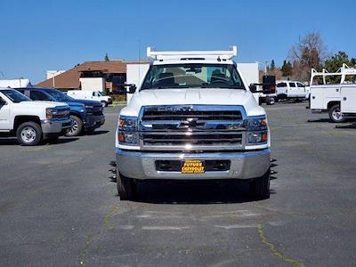 2021 Chevrolet Silverado 5500 Regular Cab DRW 4x2, Scelzi Combo Body #C41395 - photo 3