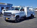2021 Chevrolet Silverado 5500 Regular Cab DRW 4x2, Scelzi Combo Body #C41395 - photo 4