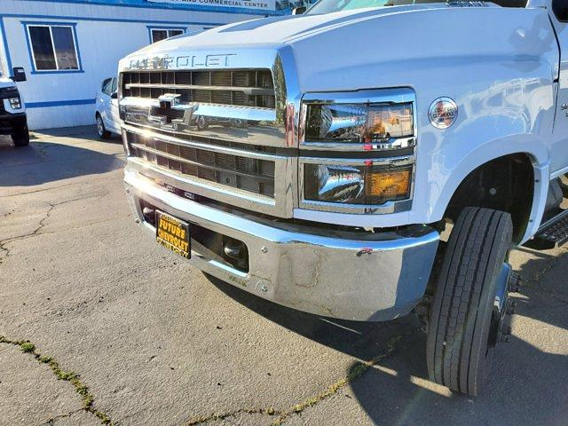 2021 Chevrolet Silverado 5500 Crew Cab DRW 4x4, Scelzi Combo Body #C41404 - photo 10