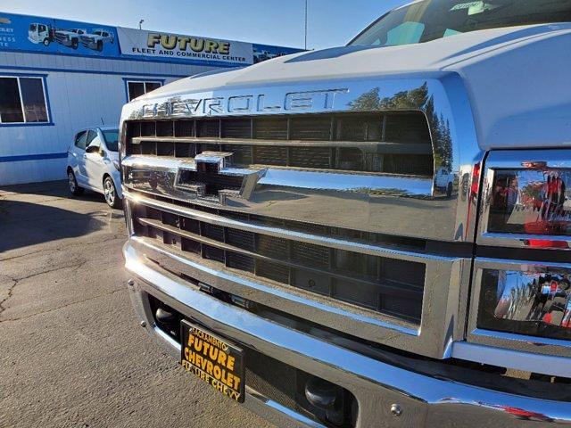 2021 Chevrolet Silverado 5500 Crew Cab DRW 4x4, Scelzi Combo Body #C41404 - photo 12