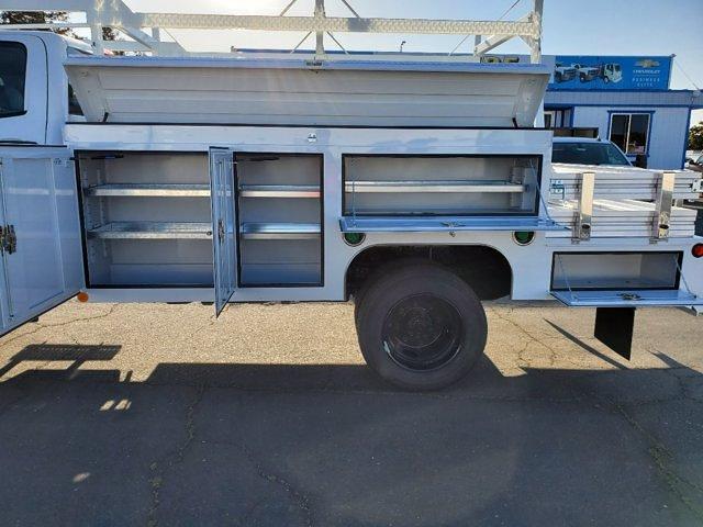 2021 Chevrolet Silverado 5500 Crew Cab DRW 4x4, Scelzi Combo Body #C41404 - photo 20