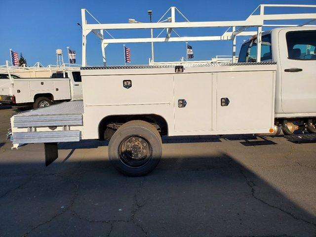 2021 Chevrolet Silverado 5500 Crew Cab DRW 4x4, Scelzi Combo Body #C41404 - photo 40
