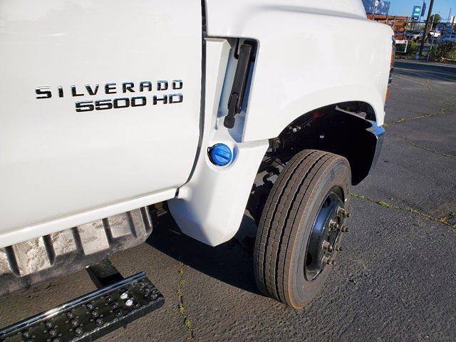2021 Chevrolet Silverado 5500 Crew Cab DRW 4x4, Scelzi Combo Body #C41404 - photo 46