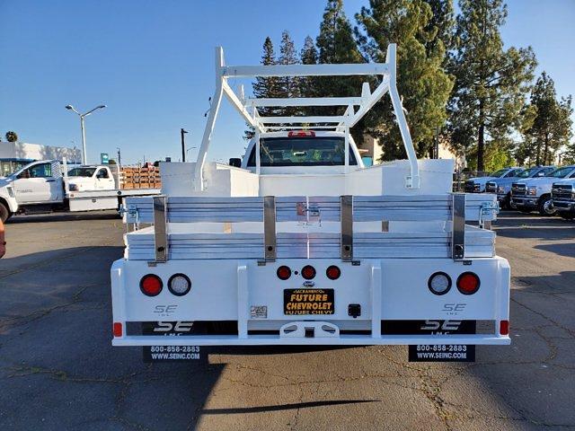 2021 Chevrolet Silverado 5500 Crew Cab DRW 4x4, Scelzi Combo Body #C41404 - photo 7
