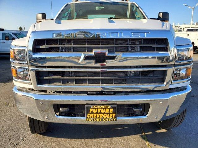 2021 Chevrolet Silverado 5500 Crew Cab DRW 4x4, Scelzi Combo Body #C41404 - photo 9