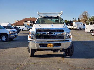 2021 Chevrolet Silverado 5500 Crew Cab DRW 4x4, Scelzi Combo Body #C41404 - photo 3