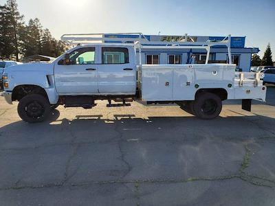 2021 Chevrolet Silverado 5500 Crew Cab DRW 4x4, Scelzi Combo Body #C41404 - photo 5