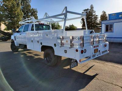 2021 Chevrolet Silverado 5500 Crew Cab DRW 4x4, Scelzi Combo Body #C41404 - photo 6