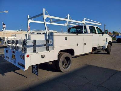 2021 Chevrolet Silverado 5500 Crew Cab DRW 4x4, Scelzi Combo Body #C41404 - photo 2