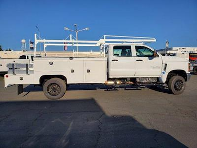 2021 Chevrolet Silverado 5500 Crew Cab DRW 4x4, Scelzi Combo Body #C41404 - photo 8