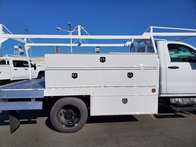 2021 Chevrolet Silverado 5500 Regular Cab DRW 4x2, Scelzi SCTFB Contractor Body #C41405 - photo 44