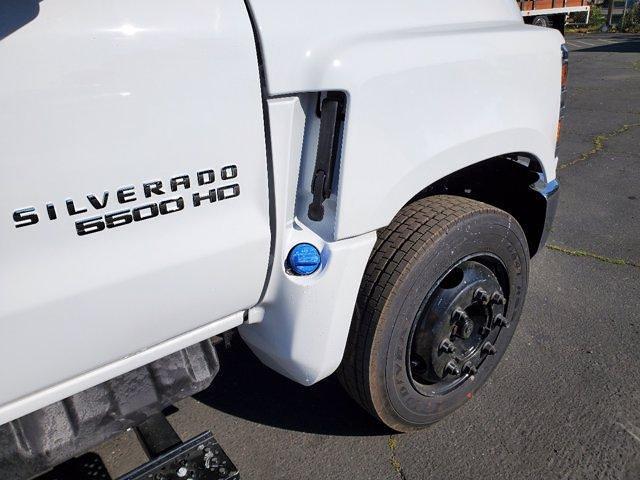 2021 Chevrolet Silverado 5500 Regular Cab DRW 4x2, Scelzi SCTFB Contractor Body #C41405 - photo 53