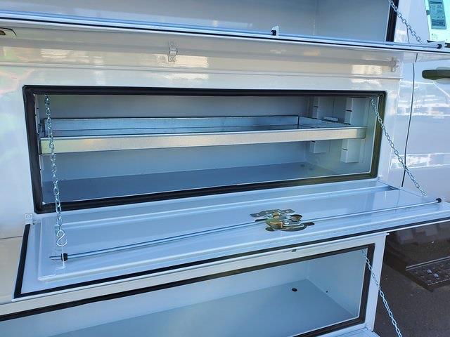 2021 Chevrolet Silverado 5500 Regular Cab DRW 4x2, Scelzi SCTFB Contractor Body #C41405 - photo 9
