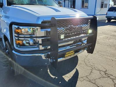 2021 Chevrolet Silverado 5500 Regular Cab DRW 4x2, Scelzi SCTFB Contractor Body #C41405 - photo 5