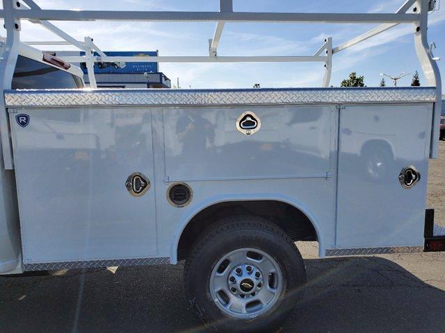 2021 Chevrolet Silverado 2500 Crew Cab 4x4, Royal Truck Body Service Body #C41455 - photo 16