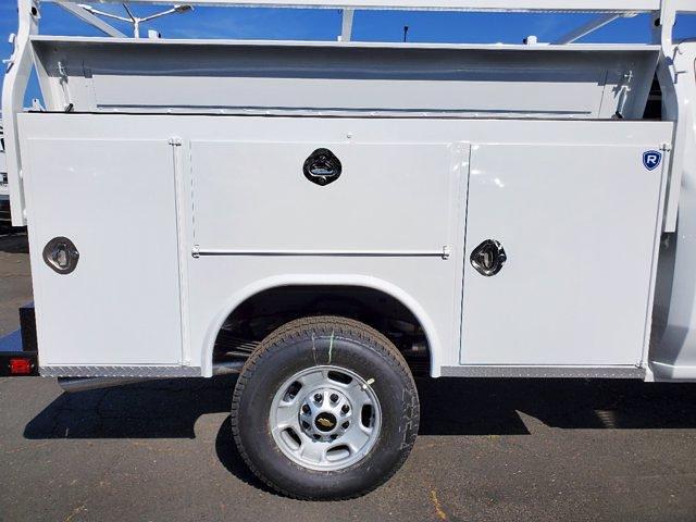 2021 Chevrolet Silverado 2500 Crew Cab 4x4, Royal Truck Body Service Body #C41455 - photo 32