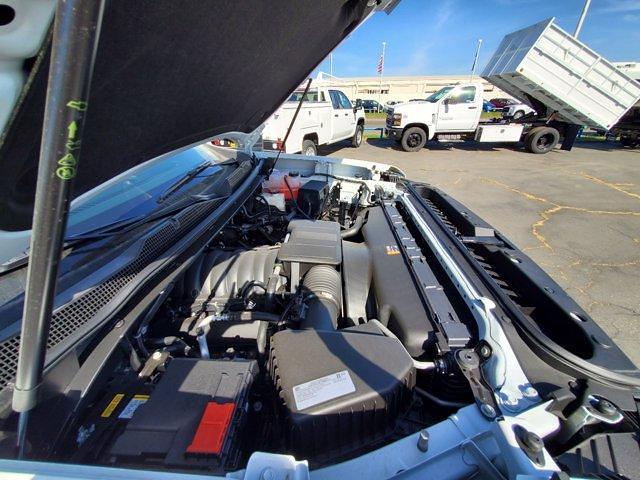 2021 Chevrolet Silverado 2500 Crew Cab 4x4, Royal Truck Body Service Body #C41455 - photo 49