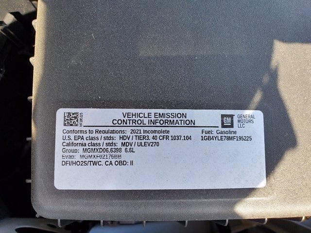 2021 Chevrolet Silverado 2500 Crew Cab 4x4, Royal Truck Body Service Body #C41455 - photo 50