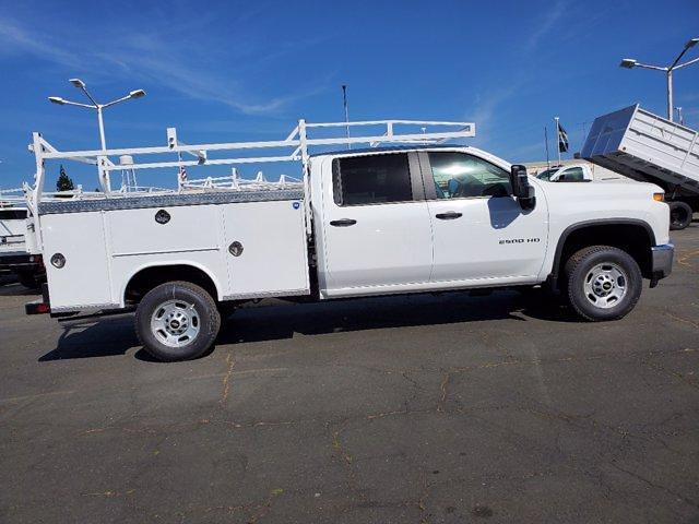 2021 Chevrolet Silverado 2500 Crew Cab 4x4, Royal Truck Body Service Body #C41455 - photo 8