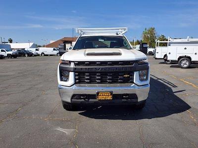 2021 Chevrolet Silverado 2500 Crew Cab 4x4, Royal Truck Body Service Body #C41455 - photo 3