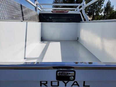 2021 Chevrolet Silverado 2500 Crew Cab 4x4, Royal Truck Body Service Body #C41455 - photo 23