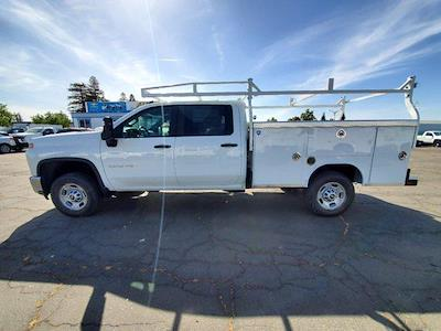 2021 Chevrolet Silverado 2500 Crew Cab 4x4, Royal Truck Body Service Body #C41455 - photo 5