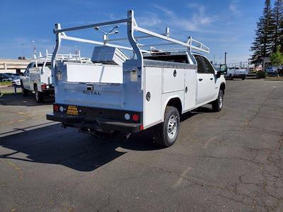 2021 Chevrolet Silverado 2500 Crew Cab 4x4, Royal Truck Body Service Body #C41455 - photo 2