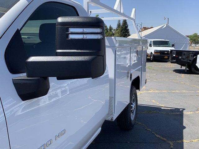 2021 Chevrolet Silverado 2500 Regular Cab 4x2, Scelzi Crown Service Body #C41464 - photo 15