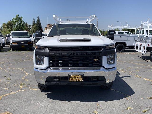 2021 Chevrolet Silverado 2500 Regular Cab 4x2, Scelzi Crown Service Body #C41464 - photo 3