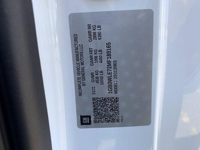 2021 Chevrolet Silverado 2500 Regular Cab 4x2, Scelzi Crown Service Body #C41464 - photo 43