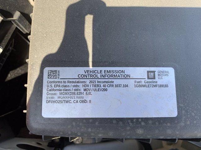 2021 Chevrolet Silverado 2500 Regular Cab 4x2, Scelzi Crown Service Body #C41464 - photo 47