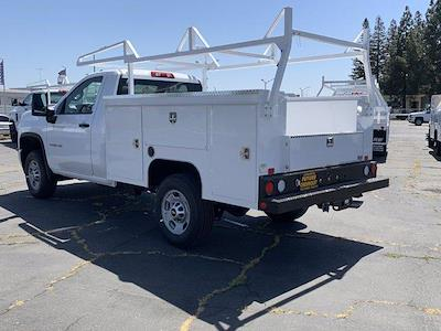 2021 Chevrolet Silverado 2500 Regular Cab 4x2, Scelzi Crown Service Body #C41464 - photo 6