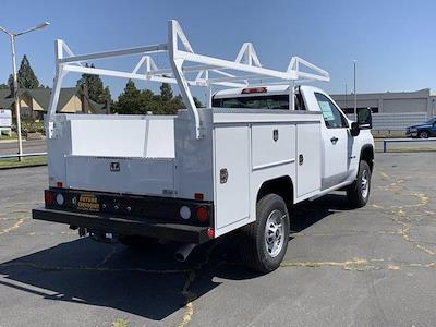 2021 Chevrolet Silverado 2500 Regular Cab 4x2, Scelzi Crown Service Body #C41464 - photo 2