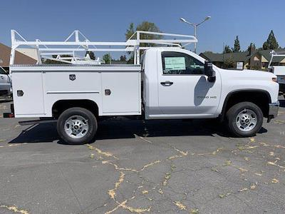 2021 Chevrolet Silverado 2500 Regular Cab 4x2, Scelzi Crown Service Body #C41464 - photo 8