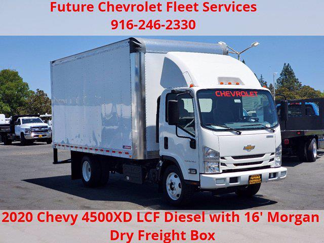 2020 Chevrolet LCF 4500XD Regular Cab DRW 4x2, Morgan Dry Freight #CV00005 - photo 1