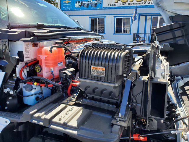 2021 Chevrolet Silverado 5500 Regular Cab DRW 4x4, Scelzi WFB Platform Body #CV00015 - photo 25