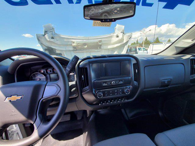 2021 Chevrolet Silverado 5500 Regular Cab DRW 4x4, Scelzi WFB Platform Body #CV00015 - photo 30
