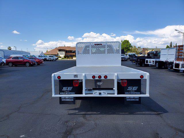 2021 Chevrolet Silverado 5500 Regular Cab DRW 4x4, Scelzi WFB Platform Body #CV00015 - photo 7