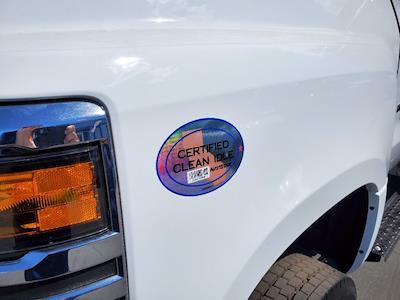 2021 Chevrolet Silverado 5500 Regular Cab DRW 4x4, Scelzi WFB Platform Body #CV00015 - photo 12