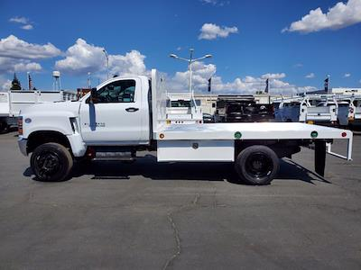 2021 Chevrolet Silverado 5500 Regular Cab DRW 4x4, Scelzi WFB Platform Body #CV00015 - photo 8